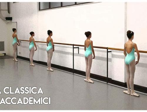 La Scuola del Balletto del Sud – ripartenza dei corsi